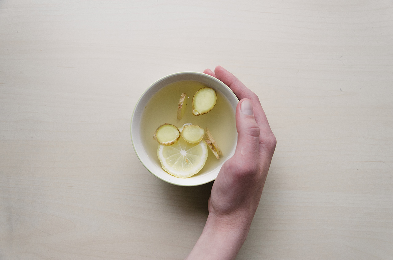 1 Cup Of Tea Then I'll Go