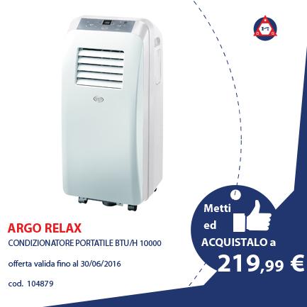 ARGO SPA CLIMA – RELAX