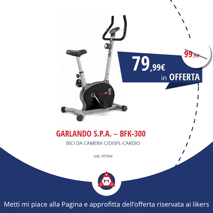 GARLANDO S.P.A. – BFK-300