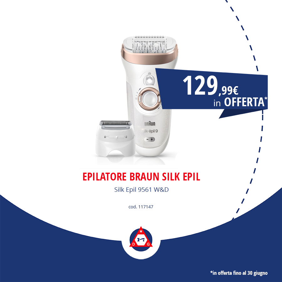 Acquista un epilatore Braun Silk Epil softperfection